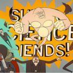 Super Science Friends: sulle tracce di Newton