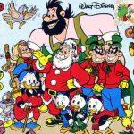Zio Paperone e la magica atmosfera del Natale