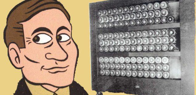Vita Obscura: Alan Turing