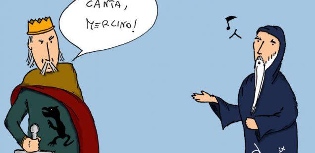 Canta, Merlino!