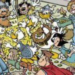 Topolino #3301: Il mosaico barbaro