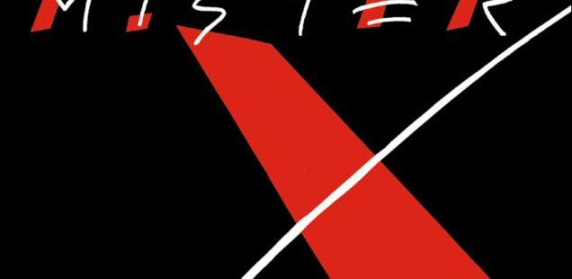 Mister X: quando il design si unisce al fumetto
