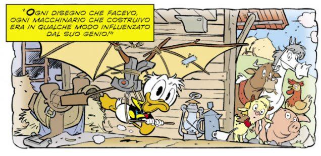 Topolino #3311: Il grande gioco di Leonardo da Vinci