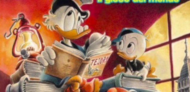Topolino e il gioco del mondo: Paperi palindromi