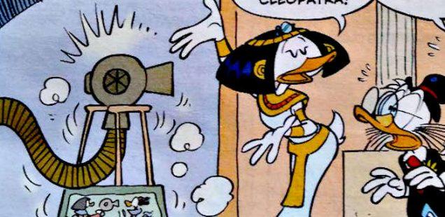Topolino #3325: Alla ricerca dell'asciugacapelli