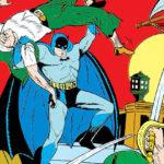 L'arrivo di Frank Miller a Gotham