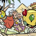 Topolino #3363: Il bowling del faraone