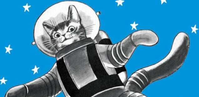 Il giorno dei gatti nello spazio