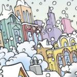 Topolino #3397: Neve su Topolinia