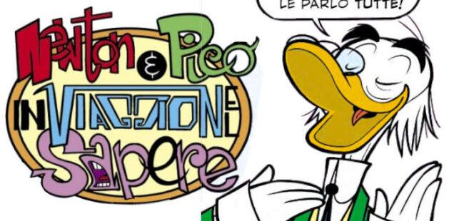 Topolino #3421: Tutta questione di lingua