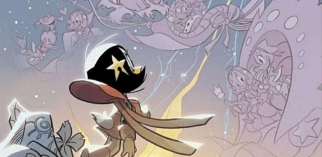 Topolino #3431: Paperino e Reginella, un addio tra le stelle