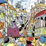 Topolino #3432: La regata storica di Venezia
