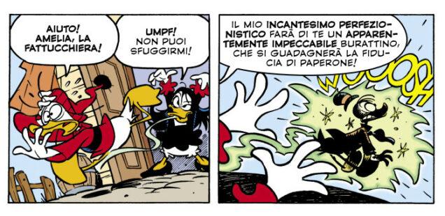 Topolino #3433: Apprendista stregone