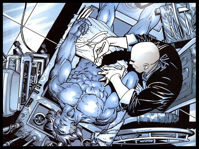Wolverine-Autopsy
