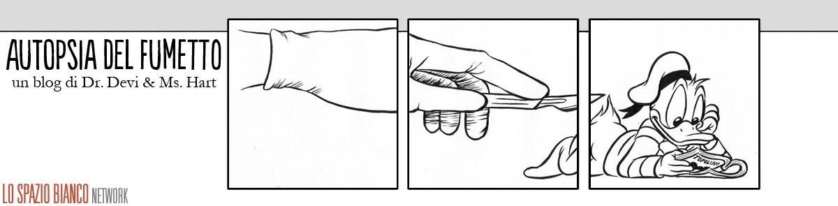 Autopsia del fumetto