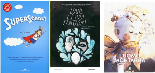 Novità in libreria #1: cinque fumetti per bambini in cinque righe!