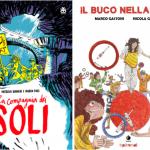 Novità in libreria #2: cinque fumetti per bambini in cinque righe!