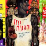 Novità in libreria #3: cinque fumetti per bambini in cinque righe!