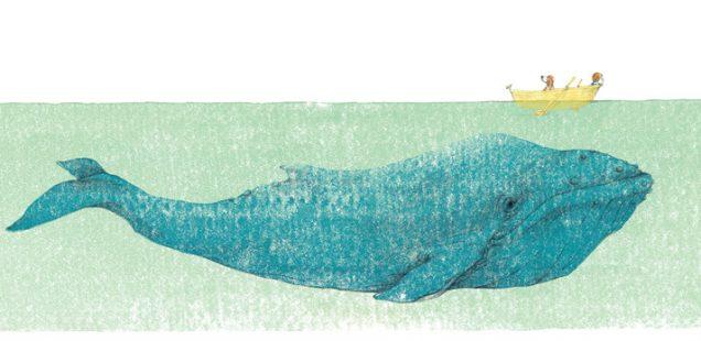 """Gli albi illustrati di Erin Stead - parte II: """"Se vuoi vedere una balena"""""""