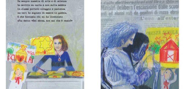 Fu stella: l'ultima opera di Matteo Corradini e Vittoria Facchini sul tema della Shoah