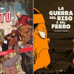 Novità in libreria #19: cinque fumetti per bambini in cinque righe!