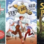 Novità in libreria #23: cinque fumetti per bambini in cinque righe!