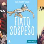 Novità in libreria #24: cinque fumetti per bambini in cinque righe!