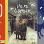 Novità in libreria #28: cinque fumetti per bambini in cinque righe!