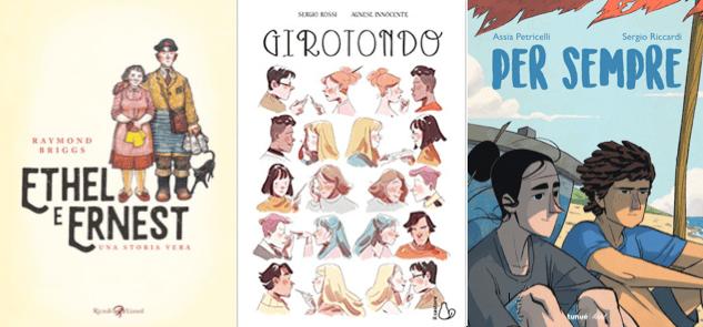 Novità in libreria #31: cinque fumetti per bambini in cinque righe!