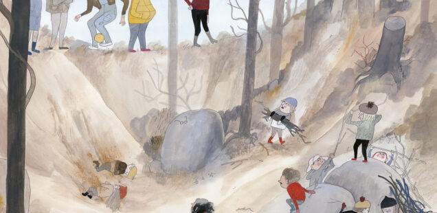La buca di di Emma Adbåge: vincitore al Premio Andersen 2020 - Miglior libro 6/9 anni