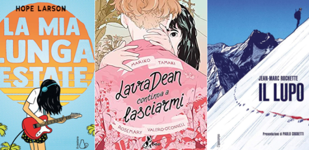 Novità in libreria #33: cinque fumetti per bambini in cinque righe!