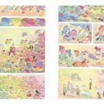 Nel paese delle Veramiglie: un graphic novel onirico, strampalato e affascinante