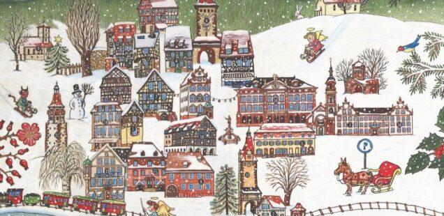 Inverno-di-Rotraut-Susanne-Berner
