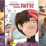 Novità in libreria #39: cinque fumetti per bambini in cinque righe!