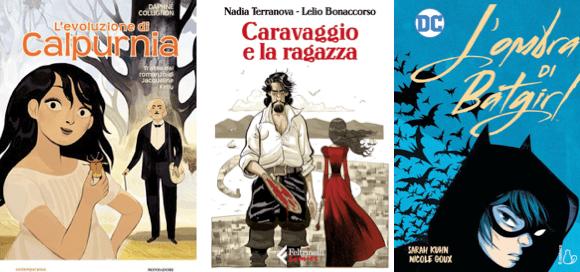 Novità in libreria #40: cinque fumetti per bambini in cinque righe!