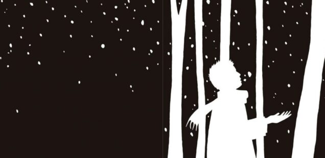Lupo nero: finalmente in Italia il capolavoro di Antoine Guilloppé