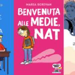 Novità in libreria #44: cinque fumetti per bambini in cinque righe!