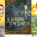 Novità in libreria #45: cinque fumetti per bambini in cinque righe!