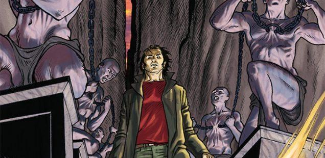 Divini Comics: l'Inferno di Dante nel fumetto.