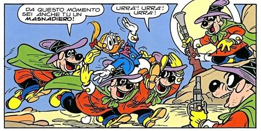 Goldoni e gli altri: il Settecento a fumetti