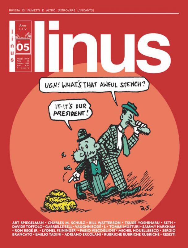 Linus, il fumetto, la letteratura.