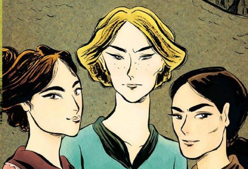 Jane Austen e le Brontë, letteratura a fumetti al femminile.
