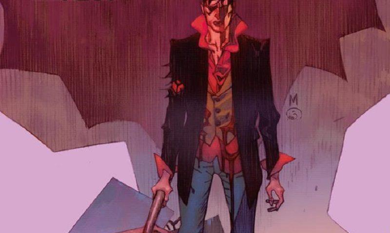 """Il Dylan Dog di Bram Stoker: """"Gotico Inglese"""""""