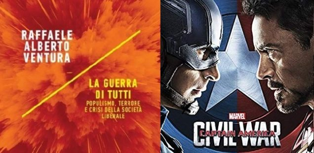 La Civil War di tutti.