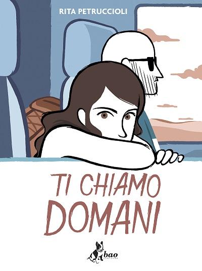 Rita Petruccioli, Ti chiamo domani, copertina.