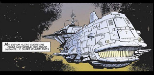 Moby Dick di Melville e i suoi adattamenti a fumetti