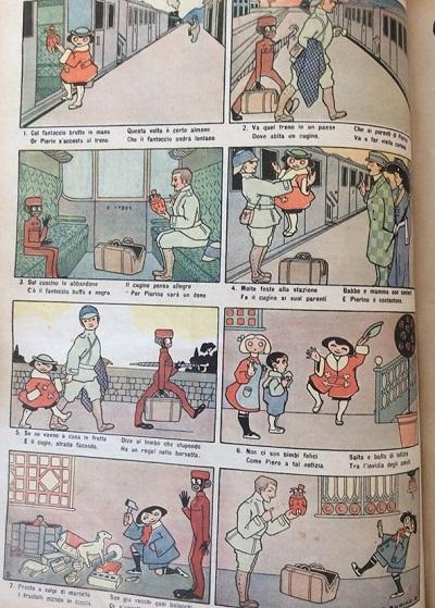 Colonialismo a fumetti