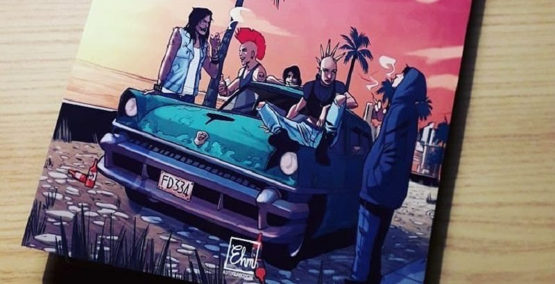 Frikis: la storia perduta dei freaks cubani rivive nel fumetto.
