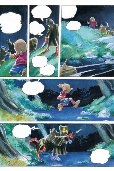 Povero Pinocchio