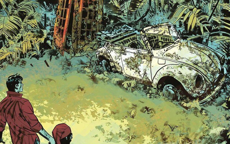 Dylan Dog 400: il postmoderno di Recchioni